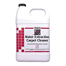 Franklin F534022 1 Gallon Concentrate Water Extraction Carpet Cleaner Bottle (Case of 4)