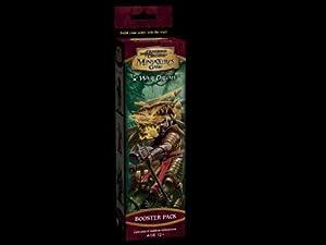 D&D Miniatures Game War Drums Booster Pack