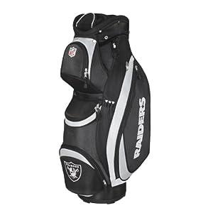 Wilson NFL Oakland Cart Bag by Wilson