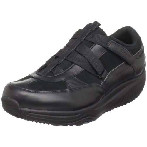 Skechers Women's Hydro XW Z Strap Fashion Sneaker,Black,9.5 M US