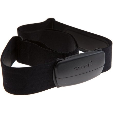 Garmin Premium Soft Strap Heart Rate Monitor One Color, One Size
