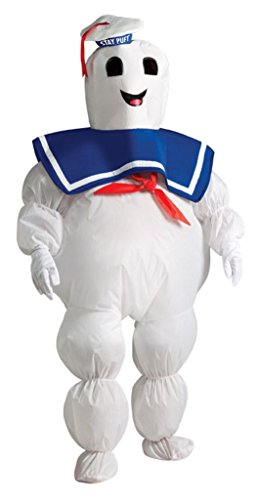 Ghostbusters Inflatable Stay Puft Marshmallow Costume (Kids)