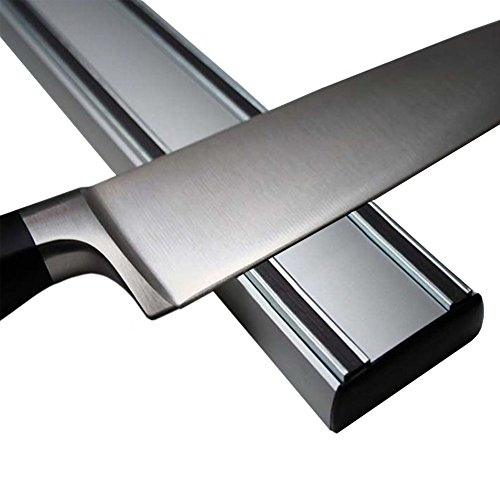 t h products magnetic knife bar storage strip