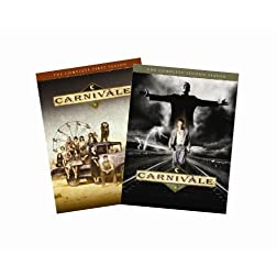 Carnivale: The Complete Seasons 1-2