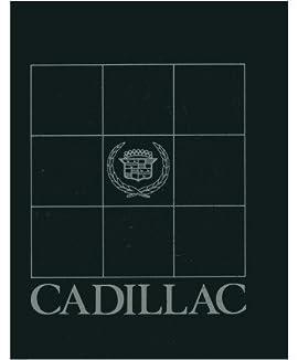 1984 Cadillac Seville Fleetwood Shop Service Repair Manual Book Engine OEM