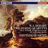 モーツァルト:弦楽四重奏曲第19番