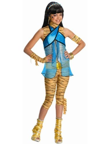 Rubie's Costume Co - Monster High - Cleo de Nile Child Costume - Small