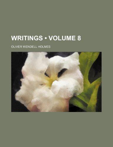 Writings (Volume 8)