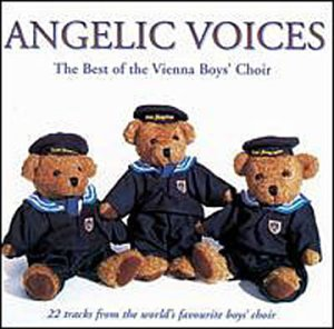 Angelic Voices: The Best of the Vienna Boys' Choir by Johann Sebastian Bach, Gabriel Faure, Franz Xaver Gruber, George Frideric Handel and Antonio Carlos Jobim