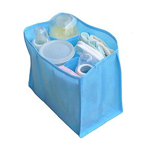 """Mère travel bag sac à langer pour ranger les couches de vêtements de bébé """"couche flacon sac à langer"""