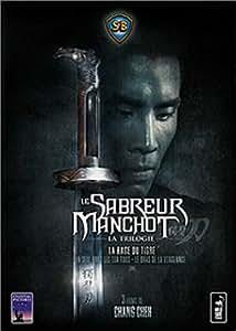 Coffret Le sabreur manchot 3 DVD : Un seul bras les tua tous / Le Bras de la vengeance / La Rage du tigre
