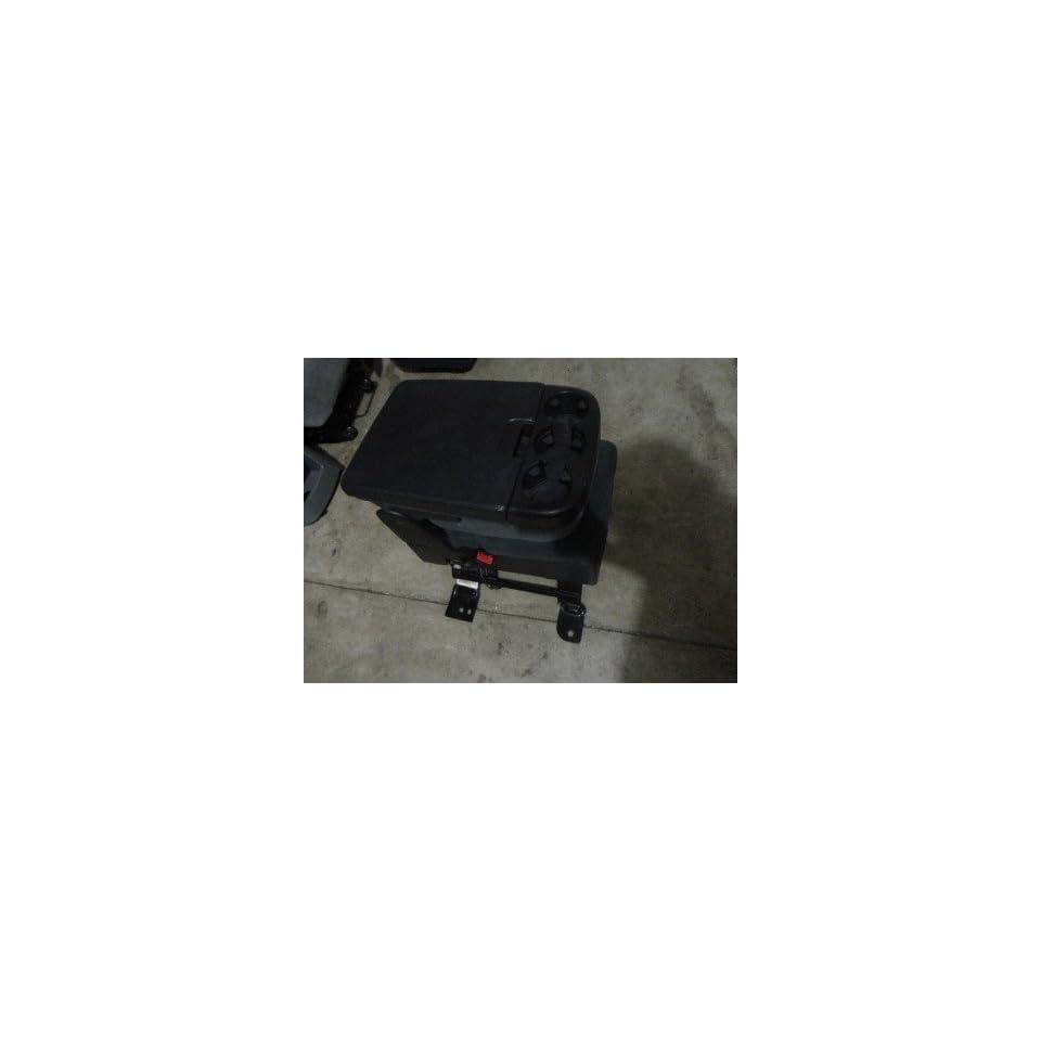 07 12 Chevy Silverado Sierra Tahoe suburban Ebony cloth Jump seat black storeage (BIGGS MOTORING)