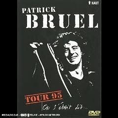 Patrick Bruel : Tour 1995 - DVD
