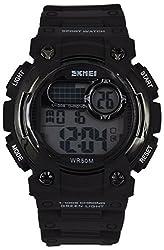 Skmei Calendar Digital Multi Color Dial Mens Watch - (HMWA05S046C0)