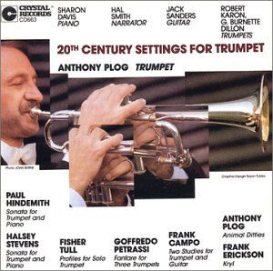 20th Cent Settings for Trumpet