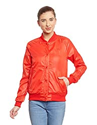 adidas Originals Women's Cotton Down Jacket (S19836_Red_32)