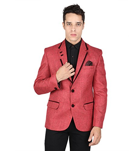 English Channel Uber Cool Red Blazer