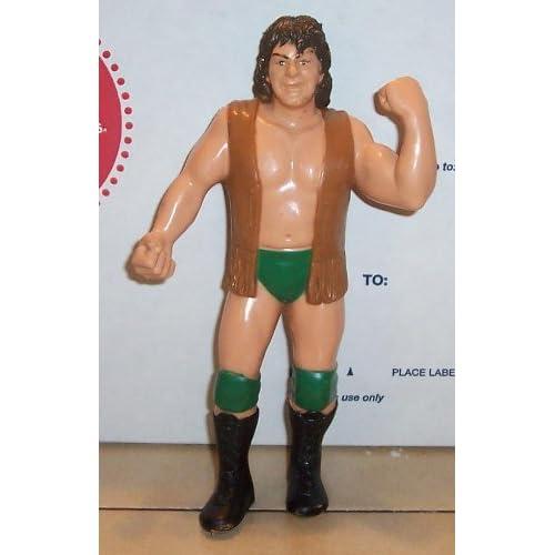 Amazon.com: WWF LJN Series 4 Cowboy Bob Orton Figure