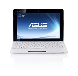 ASUS Eee PC EPC1011PXシリーズ 10.1型液晶 Atom N455 ホワイト EPC1011PX-WH
