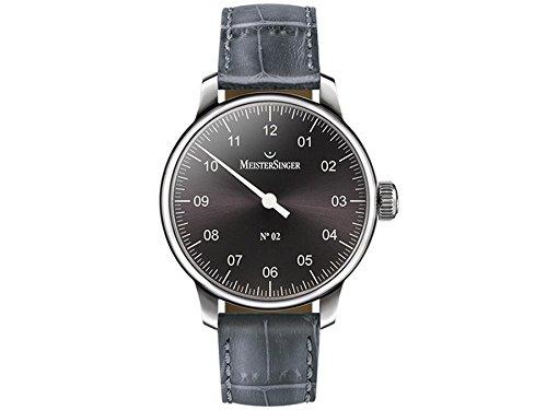 Meistersinger reloj hombre N02 AM6607