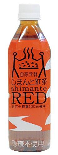 四万十ドラマ しまんと紅茶RED 500ml×24本