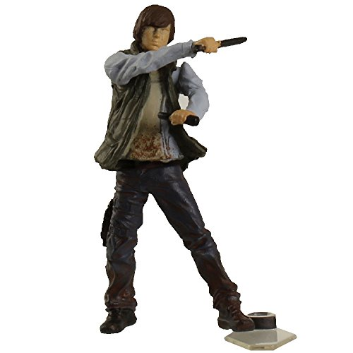 The Walking Dead AMC TV Series Building Sets 2 Inch Mini Figure Carl Grimes