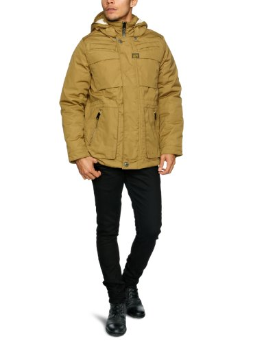 G Star Welder Hooded Men's Jacket Butternut Large