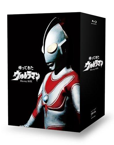 帰ってきたウルトラマン Blu-ray BOX