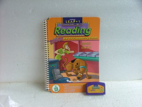 Leapfrog Preschool-grade 1.with Cartridge. Reading, the Disappearing Donuts. - 1