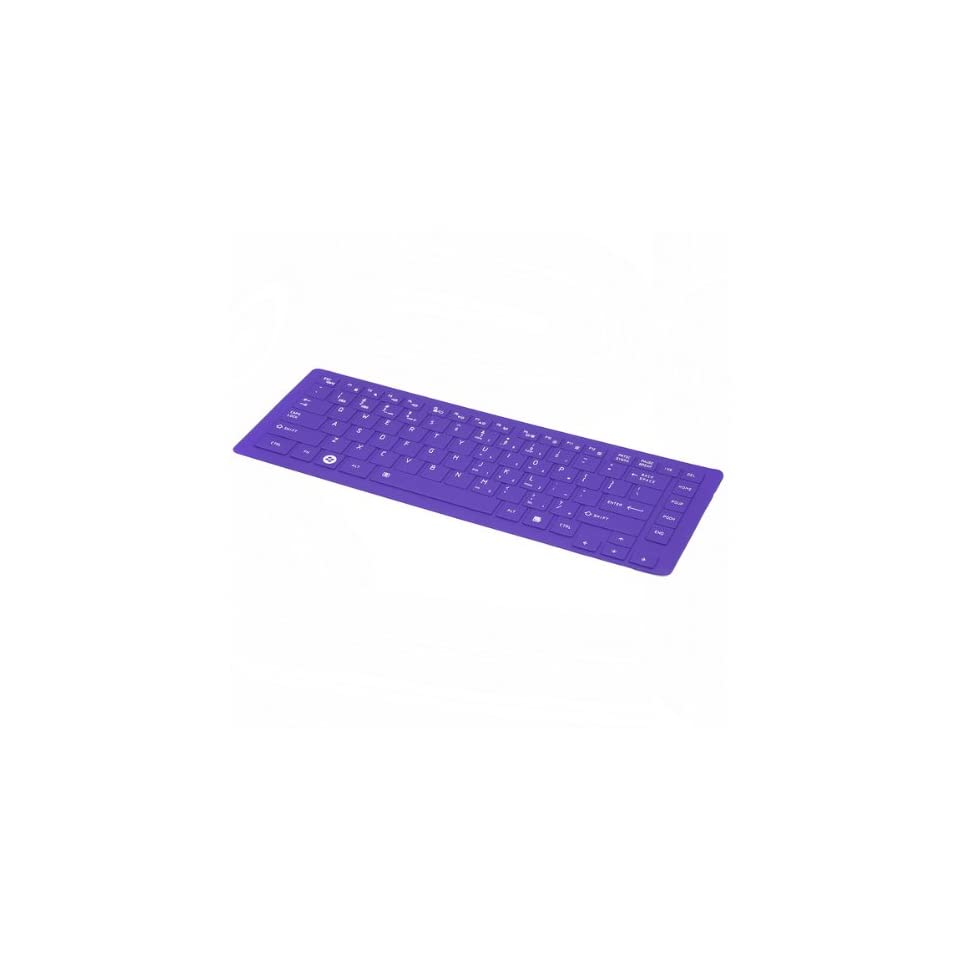 Silicone Keyboard Cover Skin for 11.6 Apple Laptop