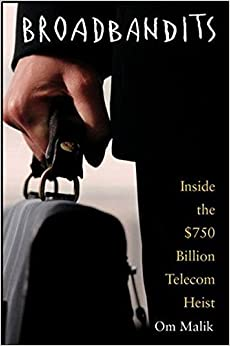 Amazon Com Broadbandits Inside The 750 Billion Telecom border=