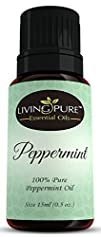 #1 Peppermint Essential Oil – Pure Pe…
