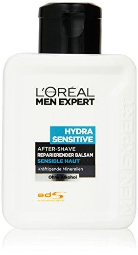 loreal-men-expert-after-shave-reparierender-balsam-hydra-sensitiv-feuchtigkeitsfluid-fur-24h-feuchti