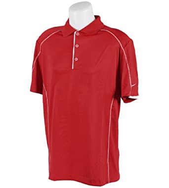 Nike Mens Golf Tech Color Block Polo by Nike
