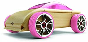 Voiture Automoblox C9P sports rose MANHATTAN TOY