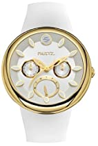 Fruitz Happy Hour White Gold Natural Frequency Ladies Watch F43G-WW-W
