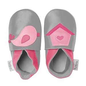 Bobux 460744 - Calzado de primeros pasos para niñas de Bobux