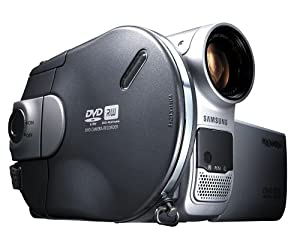 Samsung DC164 DVD Camcorder with 33x Optical Zoom