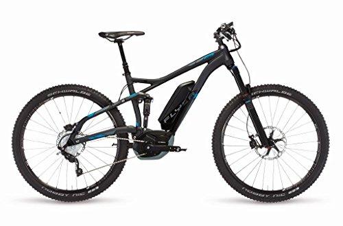 E-Mountainbike Flyer Uproc3 6.30 Rh 50 cm L TESTRAD 393 km 11 AH