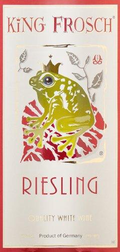 2009 King Frosch Riesling Splatese 1.5L