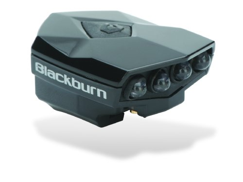 Blackburn Flea Front USB Solar Bicycle Headlight