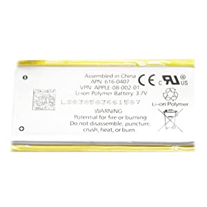 Replacement Battery for Ipod Nano 4th