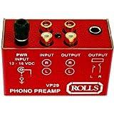 Rolls VP29 - Phono preamplifier