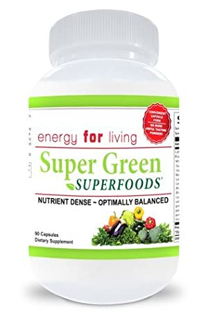 Super Green Superfoods