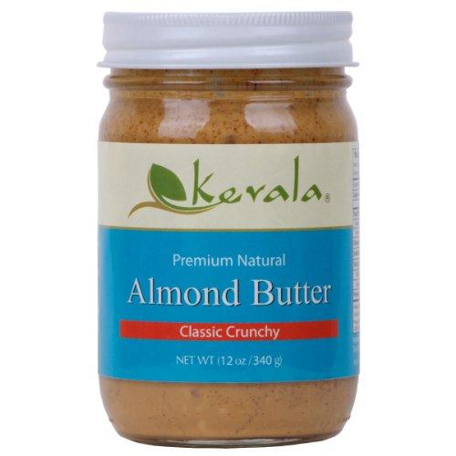 Kevala Almond Butter Crunchy 12 oz