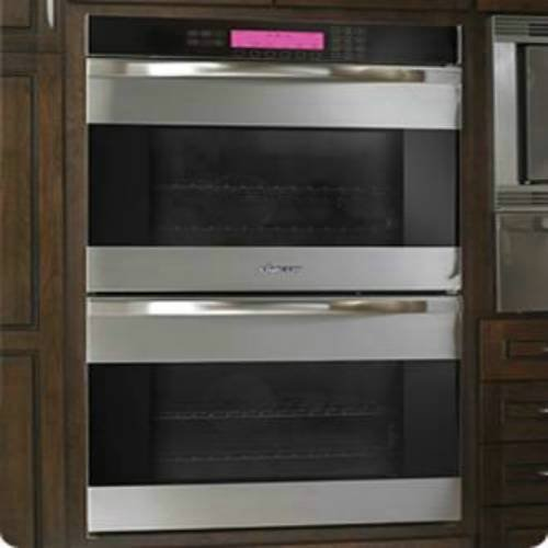 Dacor Millennia 27 In. Stainless Steel Electric Double Wall Oven - Moh227S front-487229