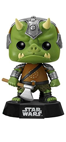 Funko - Figurina Star Wars - Gamorrean Guard Black Box Pop 10Cm - 0849803060404