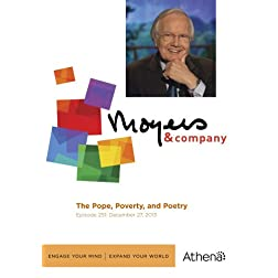 Moyers & Company: The Pope; Poverty; and Poetry
