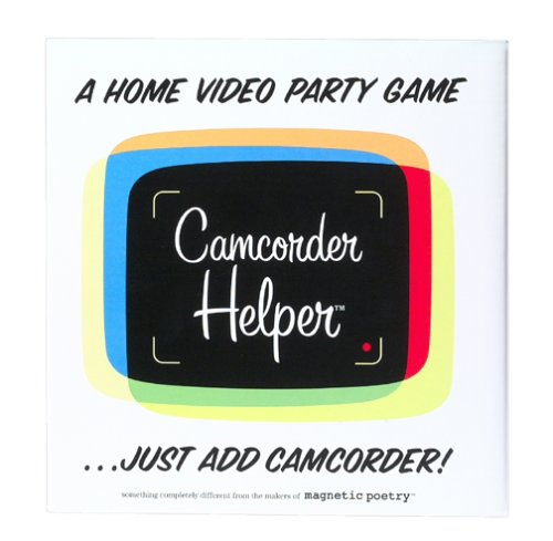 Camcorder Helper A Home Video Party Kit ... Just Add a Camcorder!