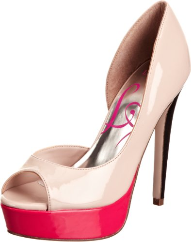 Lipsy Women's Jaylee Nude Open Toe 2727924309 8 UK